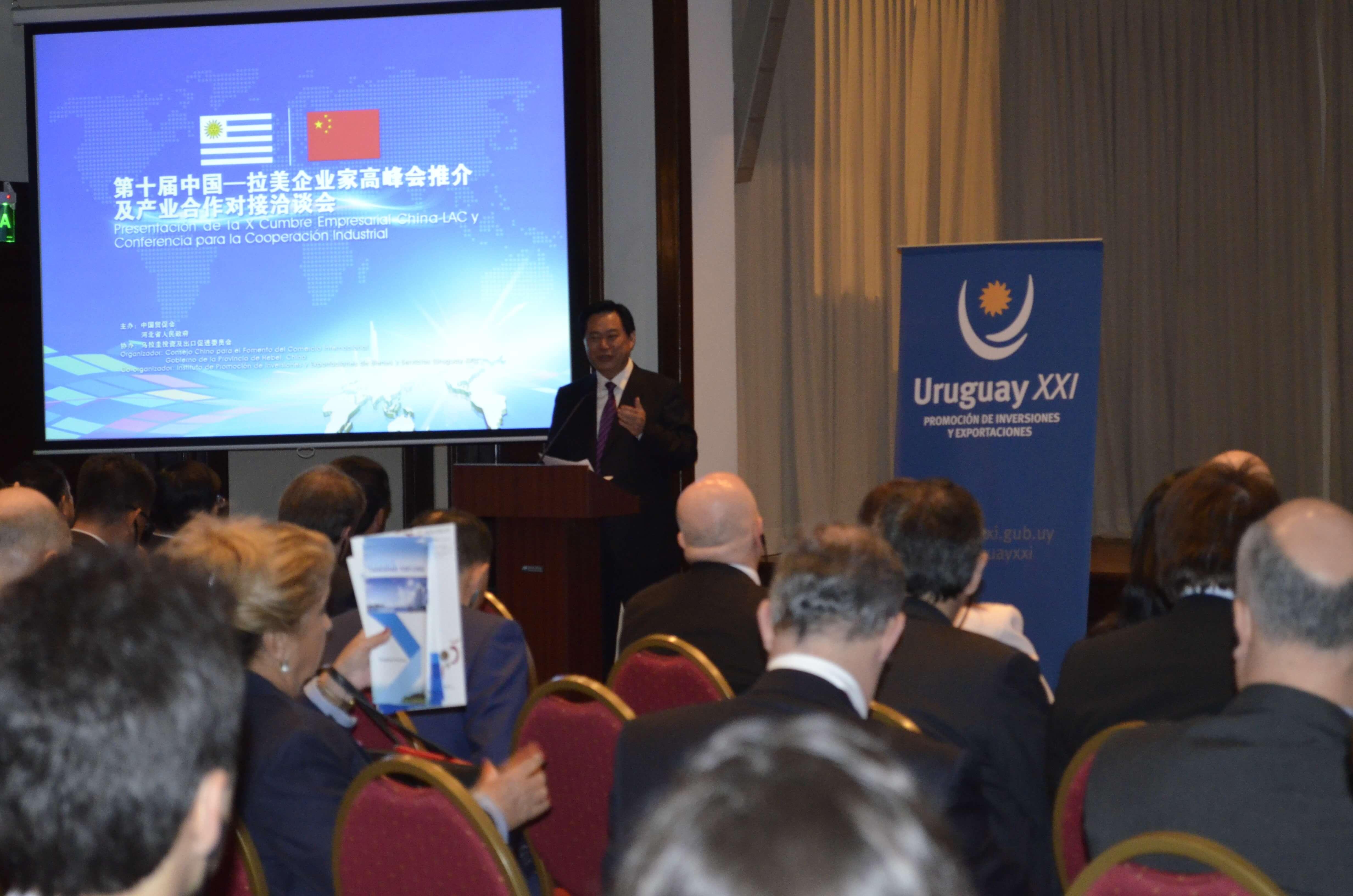 Con la mira puesta en Oriente: China LAC